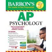 Barron's AP Psychology [With CDROM]