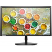 "Monitor IPS LED Lenovo ThinkVision 23.8"" T2424p, Full HD (1920 x 1080), HDMI, DisplayPort, VGA, 7 ms, Pivot (Negru)"