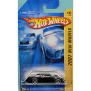 Mattel Hot Wheels 2007 New Models 1:64 Scale Black 1987 Buick Grand National Die Cast Car #010 by Hot Wheels