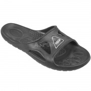 Klapki basenowe VENTO czarne Aqua-Speed