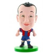 Figurina SoccerStarz Barca Toon Andres Iniesta 2014