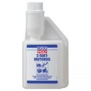 Liqui Moly 2-Takt- automiscelante olio lubrificante 250 Millilitri Bottiglia con dosatore
