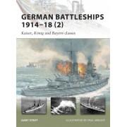 German Battleships 1914-18: No. 2 by Gary Staff