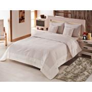 Cuvertură de pat dublu Valentini Bianco YT042 Ecru