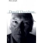 Donald Davidson by Marc A. Joseph