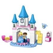 Lego Duplo Princess Tm Castelul Magic Al Cenusaresei - L10855