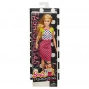 Barbie Fashinistas: Barbie Pöttyös ruhában