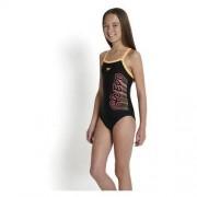 Speedo Strój Kąpielowy Speedo Girls' Thinstrap Muscleback Swimsuit 9533-A426