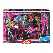 Educa Monster High puzzle, 200 darabos