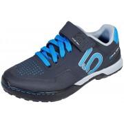 Five Ten Kestrel Lace Shoes Unisex shock blue/carbon 2017 41 MTB Klickschuhe