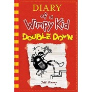 Double Down Diary of a Wimpy Kid book 11(Jeff Kinney)