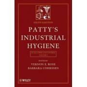 Patty's Industrial Hygiene: v. 2 by Vernon E. Rose