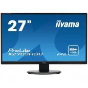 Ecran 27' LED - ProLite X2783HSU-B1 - 1920 x 1080 pixels - 4 ms - Format large 16/9 - Dalle MVA - HDMI - Noir