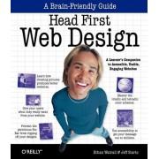 Head First Web Design by Ethan Watrall