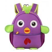 Barsty Kids Zoo Pack Little Kid Backpack,Chicken Purple