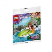 Lego Friends Jungle Air Boat With Olivia Bagged (30115)