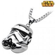 Star Wars Stormtrooper Pendant Necklace