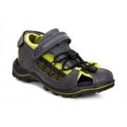 Sandale sport copii ECCO Urban Safari (Tintanium / Kiwi)