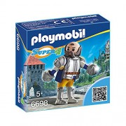 Playmobil 6698 - Super 4: Guardia Reale Ulf Il Forzuto