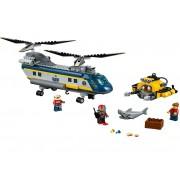 LEGO Elicopter pentru expeditii marine (60093)