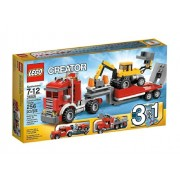Lego Creator Construction Hauler Building Set
