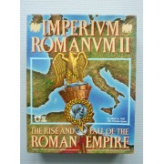 Imperium Romanum Ii - The Rise And Fall Of The Roman Empire (West End Games)