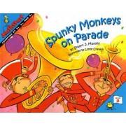 Spunky Monkeys on Parade by Stuart J. Murphy