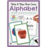 Alphabet Write & Wipe Flash Cards