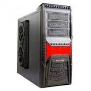 Carcasa Segotep C1R Black/Red