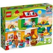 Конструктор ЛЕГО ДУПЛО - Градски площад - LEGO DUPLO, 10836