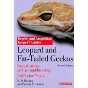 Leopard and Fat-tailed Geckos by R. D. Bartlett