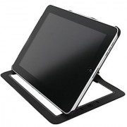 The Joy Factory AAD102 Arc iPad Case and Stand with Built-in Screen Protector and Joytracer - Black