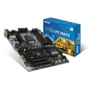 MB MSI Z170A PC MATE