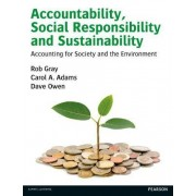 Accountability, Social Responsibility and Sustainability: Accounting for Society and the Environment by Dave Owen