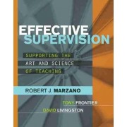 Effective Supervision by Dr Robert J Marzano
