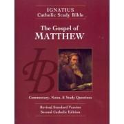 Ignatius Catholic Study Bible: Matthew by Scott W. Hahn