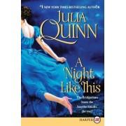 A Night Like This LP by Julia Quinn
