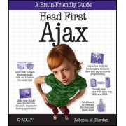 Head First Ajax by Rebecca M. Riordan