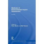 Methods of Environmental Impact Assessment by Peter Morris