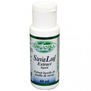 Stevia Liquid Extract - indulcitor natural din extract de stevia