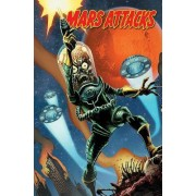 Mars Attacks: Attack from Space Volume 1 by John McCrea