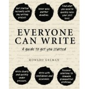 Everyone Can Write by Howard Gelman