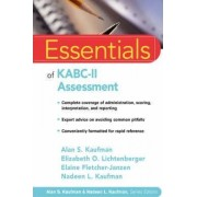 Essentials of KABC II Assessment by Alan S. Kaufman