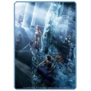 Final Fantasy card sleeve XIII-2 (japan import)