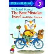 Step into Reading Best Mistake # by Richard Scarry