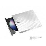 DVD writer extern Asus SDRW-08D2S-UW USB, alb