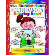 The Sensational South Dakota Coloring Book! by Carole Marsh