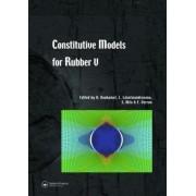 Constitutive Models for Rubber V: Volume V by Adnane Boukamel