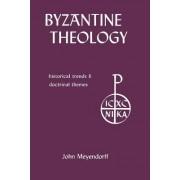 Byzantine Theology by John Meyendorff