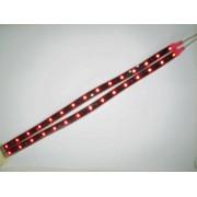 Banda cu LED-uri rosii 12V